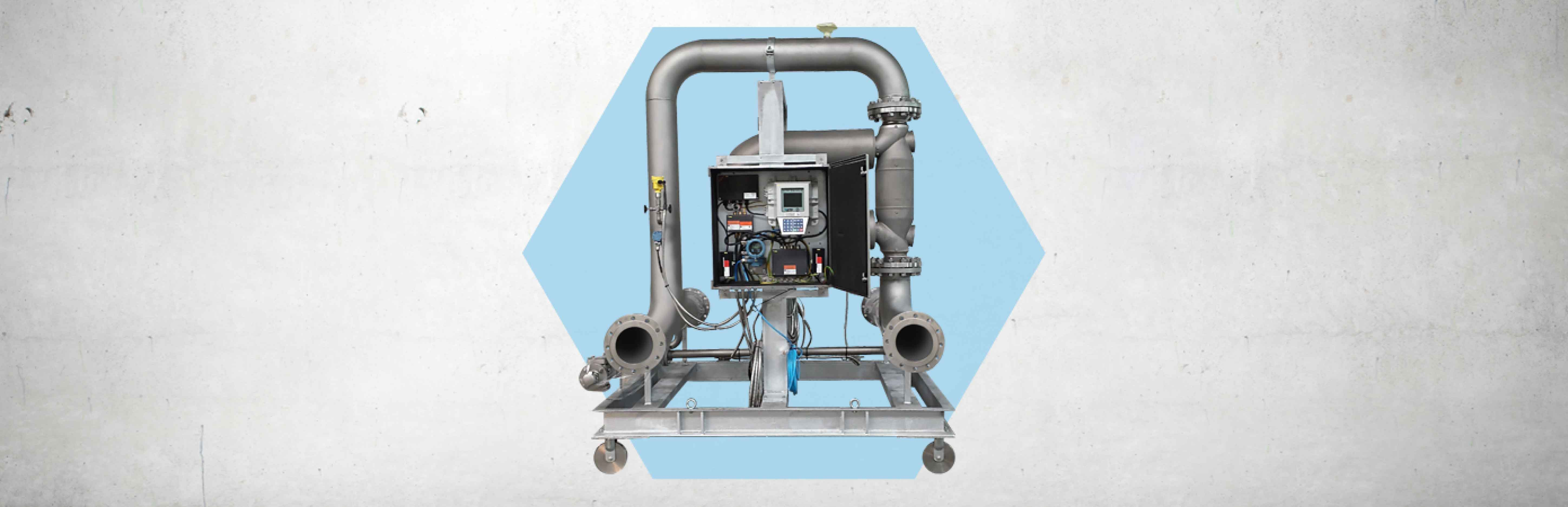 ETP – modular and scalable skid components, individually modifiable